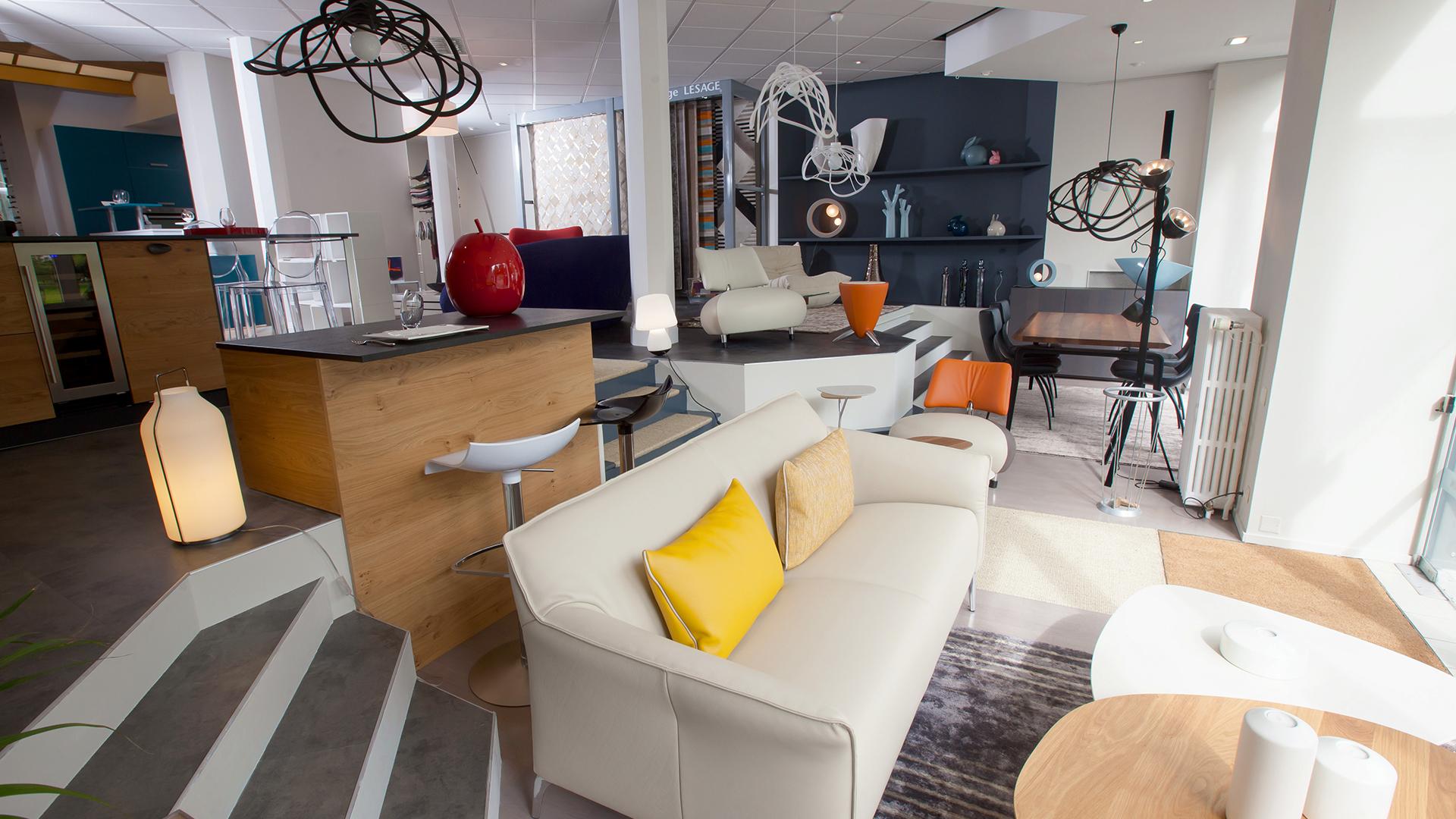 Agencement & décoration - Mobilier, sièges