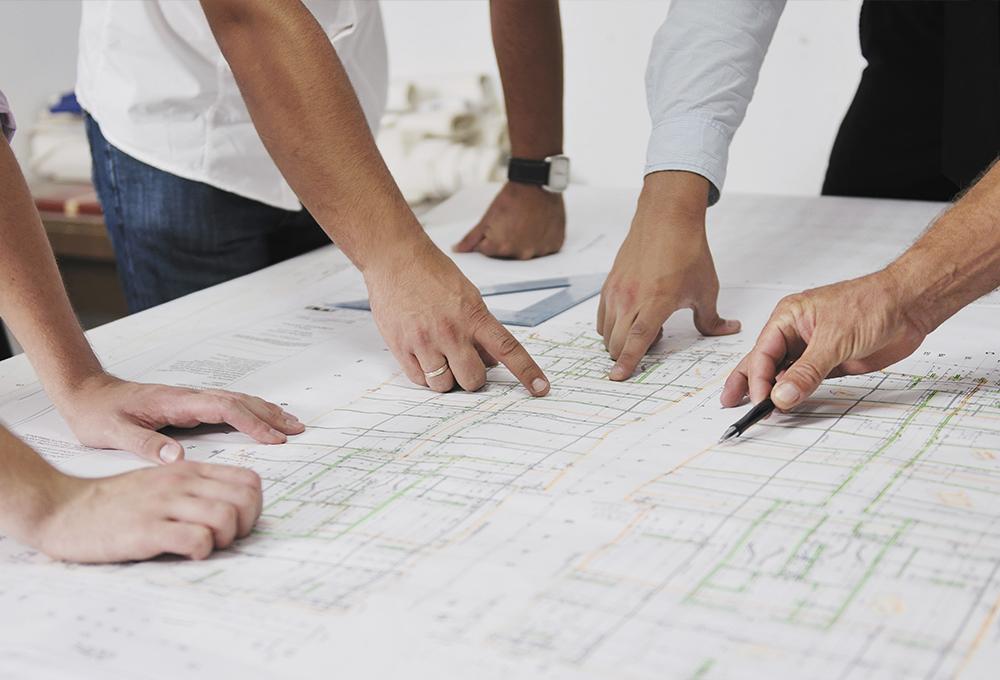 Nos prestations - Coordination & suivi de travaux