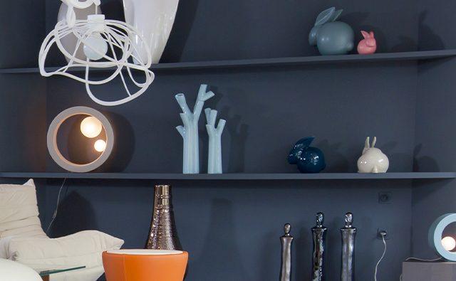 Agencement & décoration - Luminaires et objets de décoration