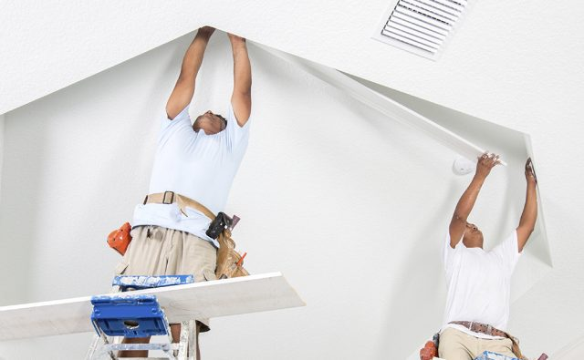 Plâtrerie-peinture -Plafonds tendus