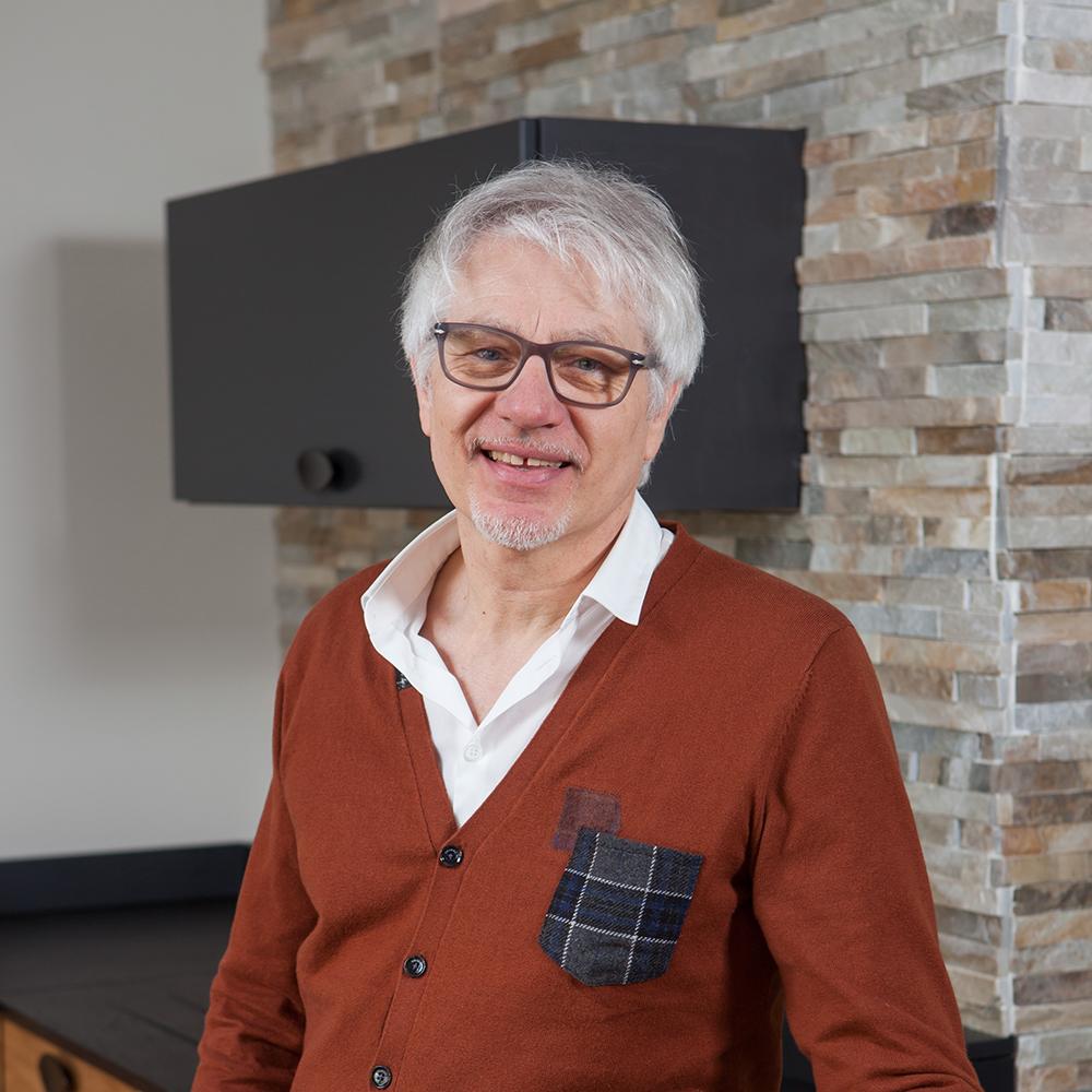 Jean-Claude Roux, architecte d'intérieur